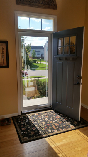 Masonite Entry Door Larson Storm Door