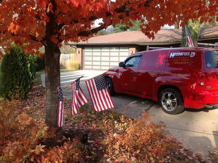 HHR fall American made
