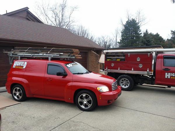 Colorado hhr Chevy work trucks